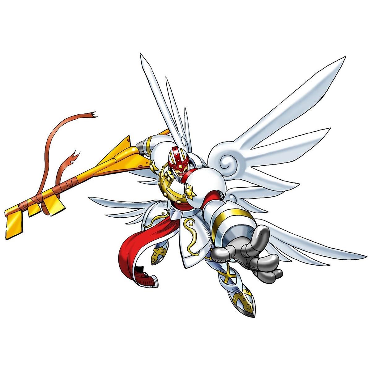 cv angemon