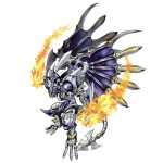 Mega Level Dragon Digimon