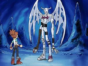 Skull Wallpaper For Girls Ice Devimon Wikimon The 1 Digimon Wiki