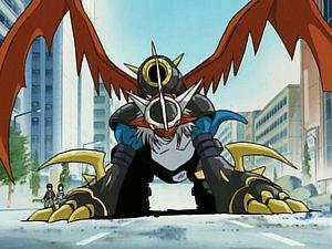 Adventure Time Anime Wallpaper Imperialdramon Dragon Mode Wikimon The 1 Digimon Wiki