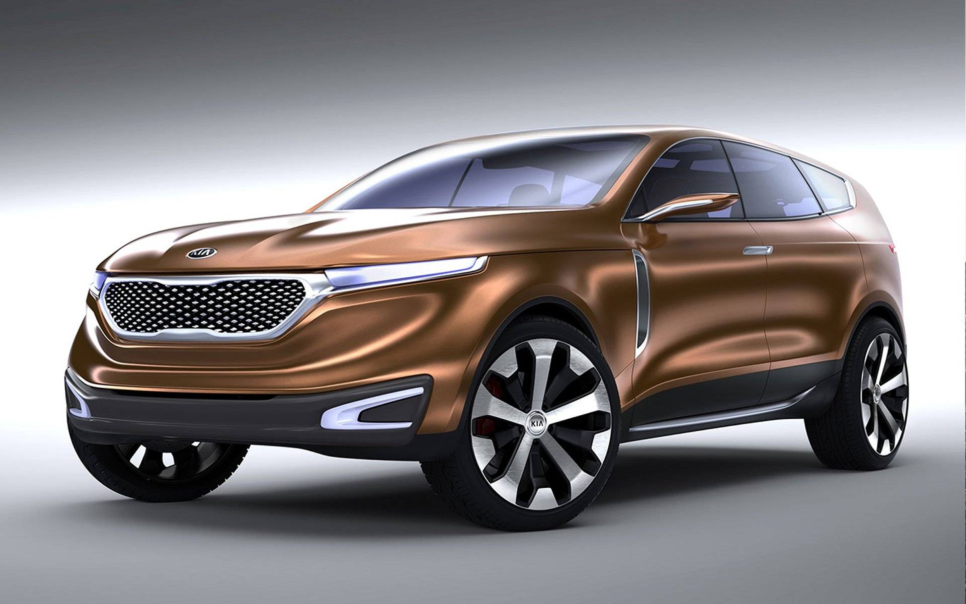Cuv Car The Kia Cross Gt Concept The Cuv Of The Future
