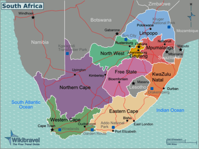 South Africa - Wikitravel
