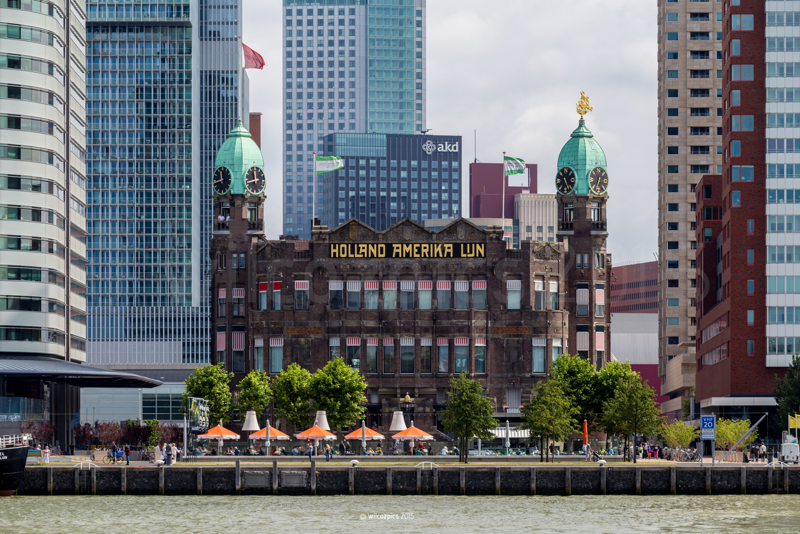 Rotterdam Hotel New York Netherlands – Rotterdam & The South | Only Where You Have
