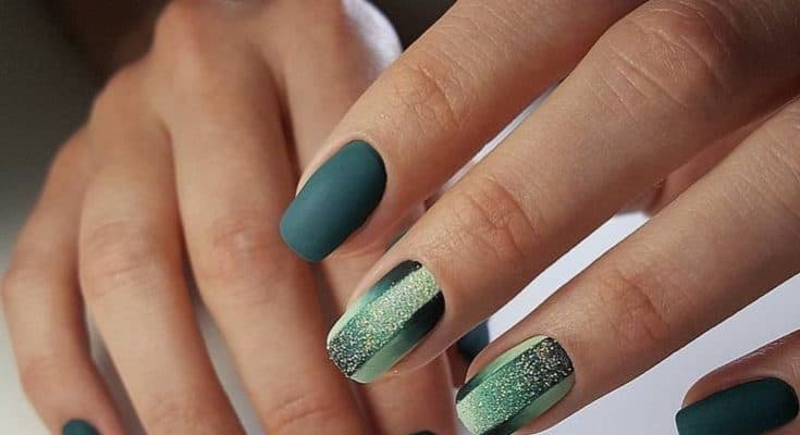 24 Subtle But No Less Amazing Matte Nail Designs Wild
