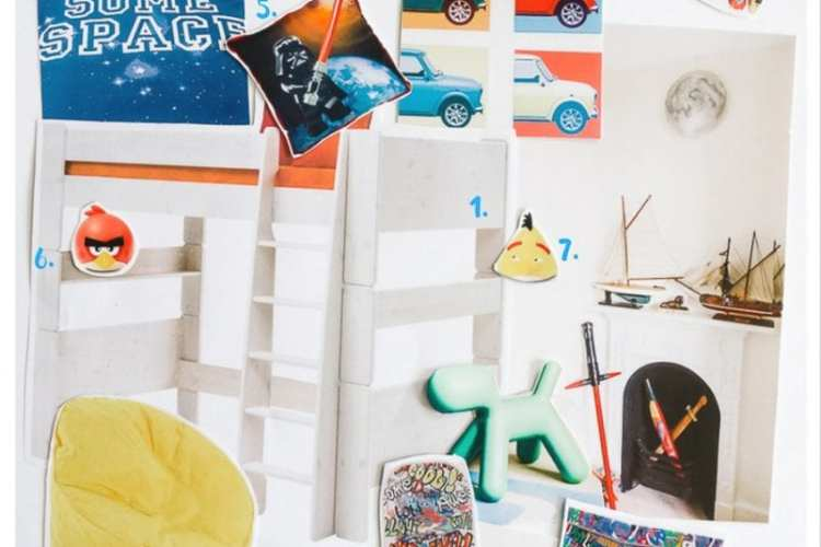 "How to make a boy's bedroom ""epic""? #GeorgeousRoomChallenge"