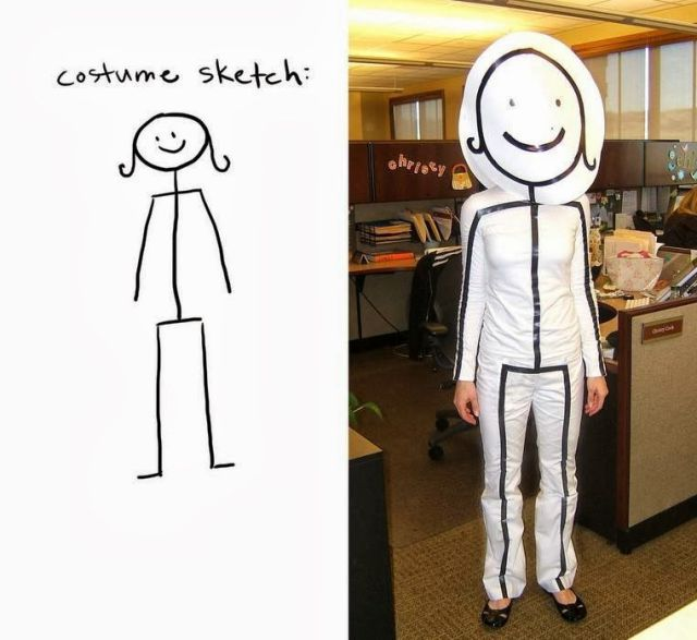 Bring your stick figure dreams to life.