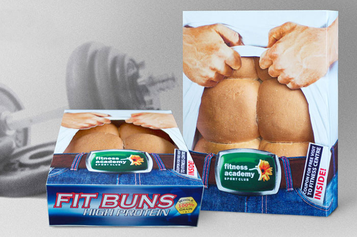 Fit Buns High Protein: Bread