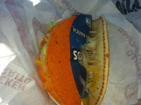 When this person failed Taco-Making 101