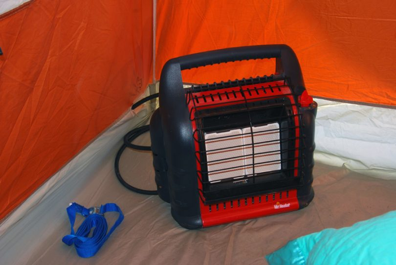 Heater In A Tent Flagro Heat Cannon Tent Heater Thc 85p