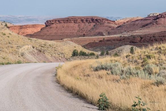 pryor mountain road