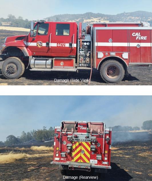 calfire incident report