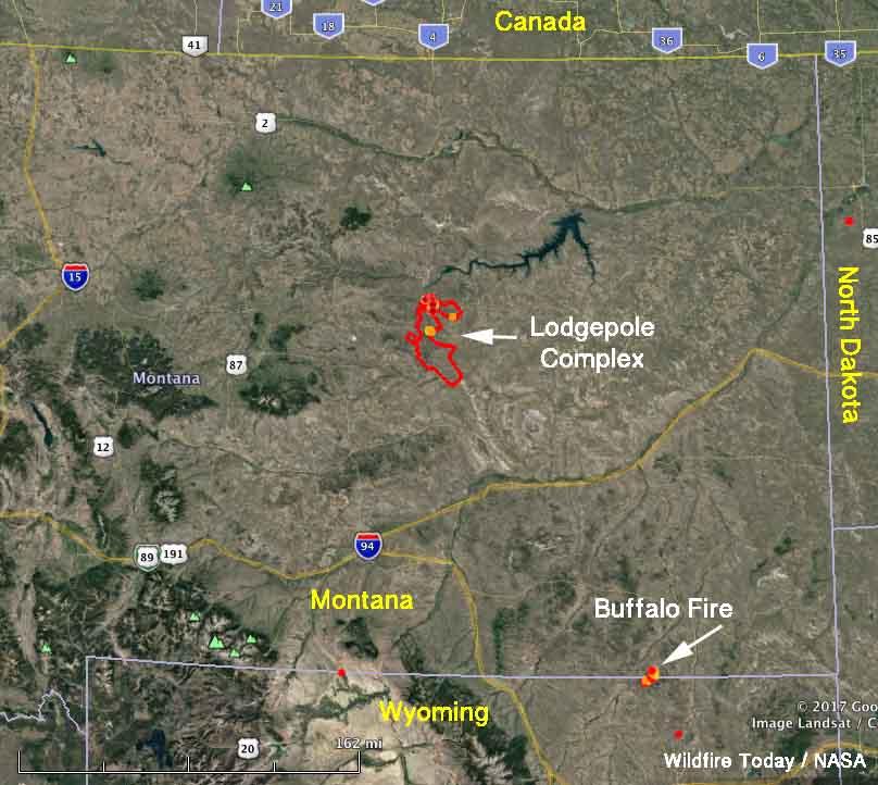 montana fire incident report