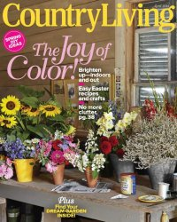 Country Living Magazine Just $5.99 a Year!