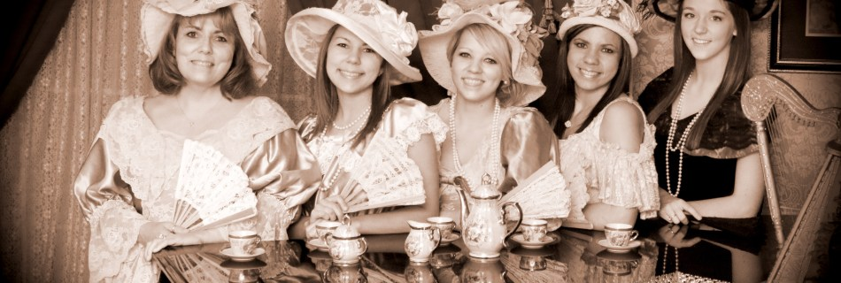 Southern Belle and Southern Gentlemen Old Time Photos