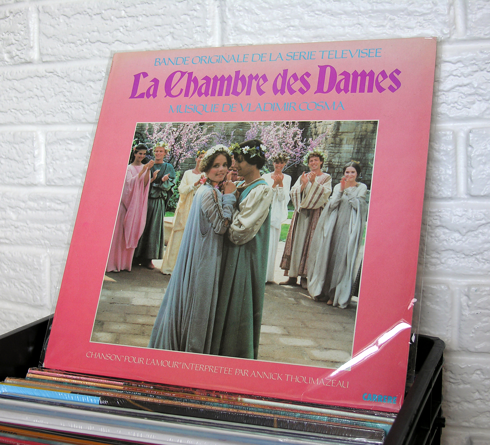 La Chambre Des Dames Select Page Home We Buy Records Record Store