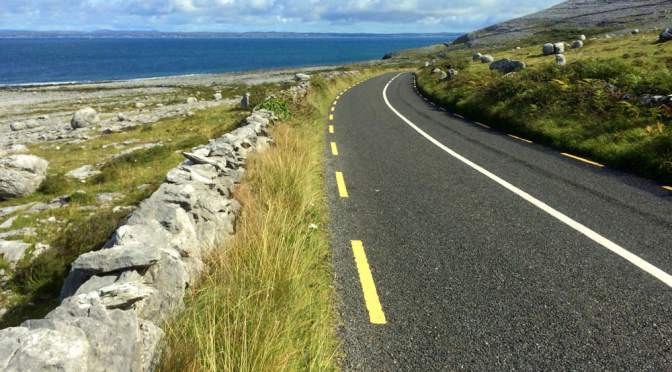 Ireland's wonderful roads