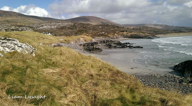 Derrynane, Iveragh Peninsula, Co. Kerry