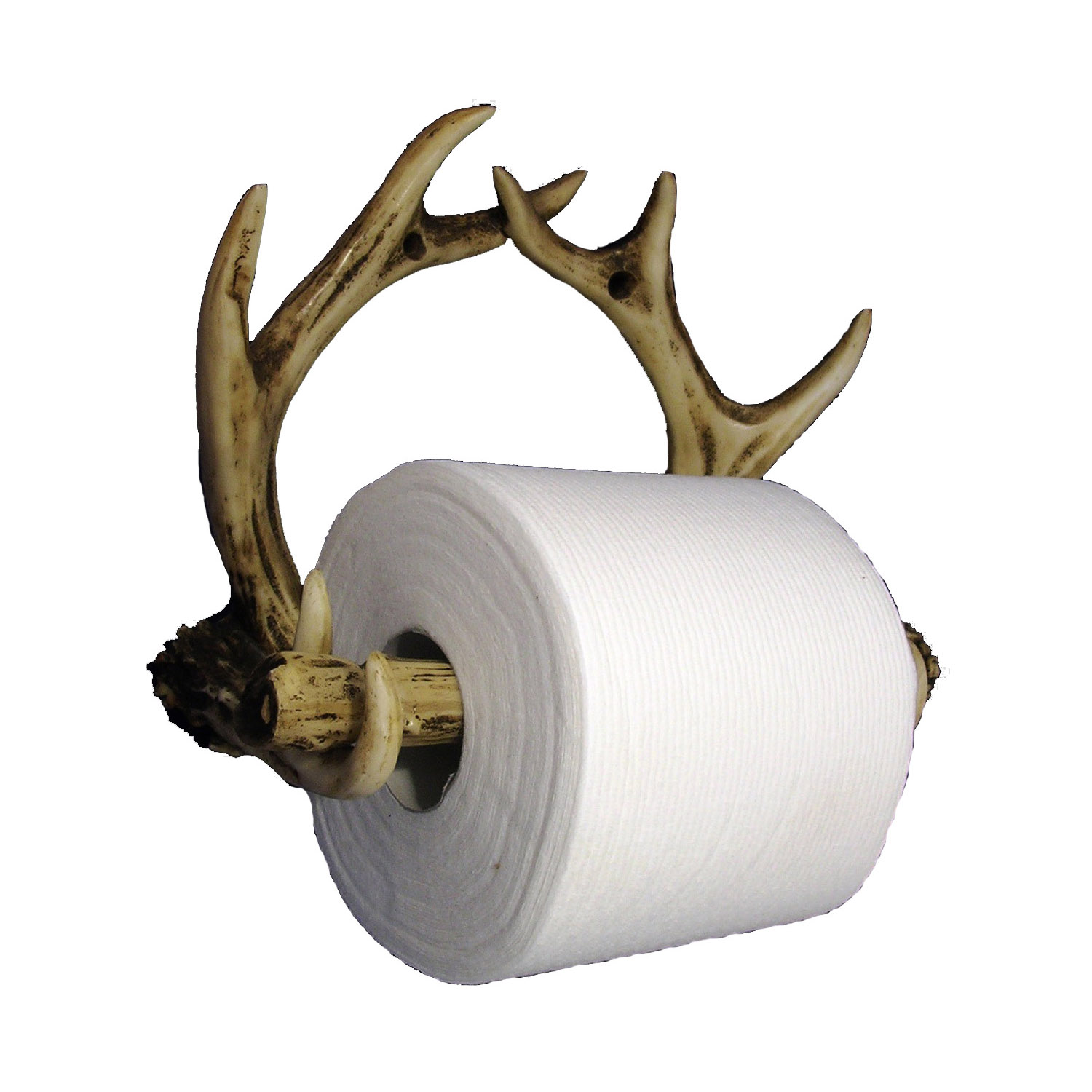 Animal Toilet Paper Holder Stand Antler Toilet Paper Holder Wildlife Creations
