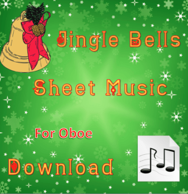 Jingle Bells Oboe Sheet Music Download