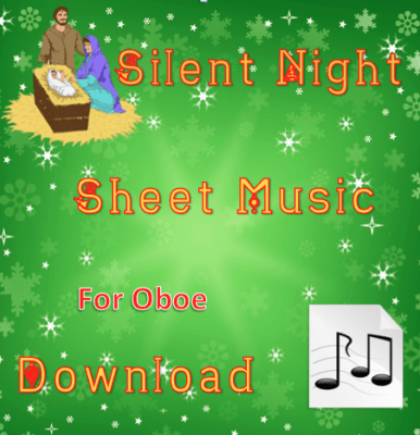Silent Night - Oboe Sheet Music Download