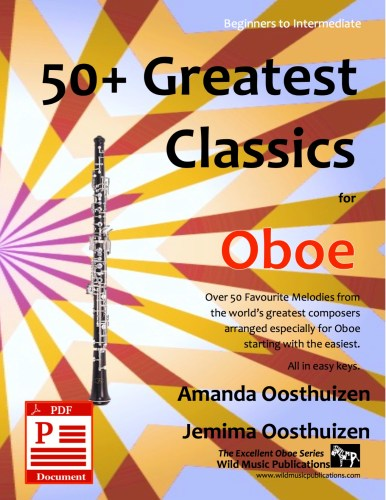 50+ Greatest Classics for Oboe Download