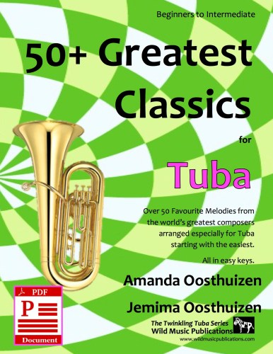 50+ Greatest Classics for Tuba Download
