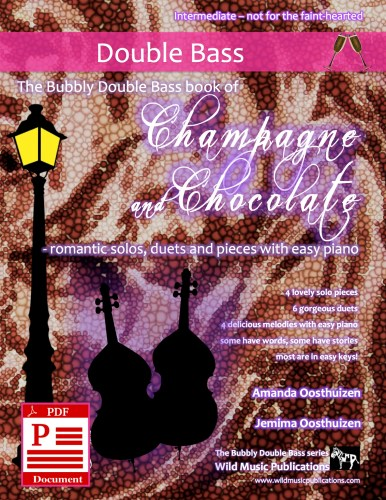 The Bubbly Double Bass book of Champagne and Chocolate Download