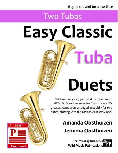 Easy Classic Tuba Duets Download