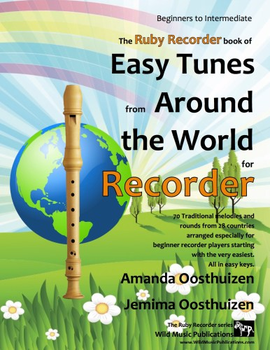 Easy Tunes from Around the World for Recorder