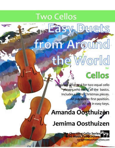 Easy Duets from Around the World for Cellos