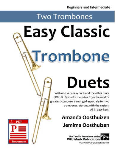 Easy Classic Trombone Duets Download