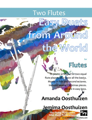 Easy Duets from Around the World for Flutes