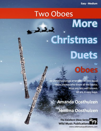 More Christmas Duets for Oboes
