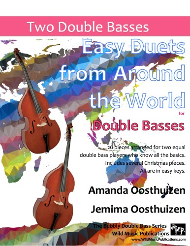 Easy Duets from Around the World for Double Basses