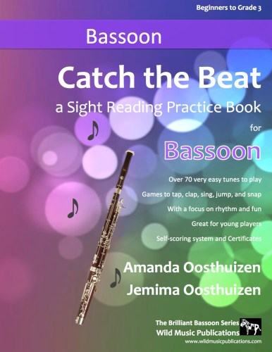 Catch the Beat Sight Reading for Bassoon