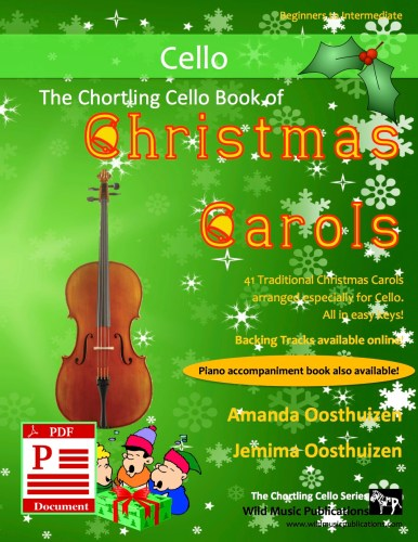 The Chortling Cello Book of Christmas Carols - PDF Download