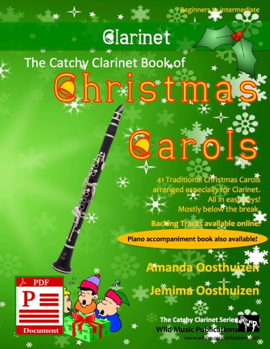 The Catchy Clarinet Book of Christmas Carols Download