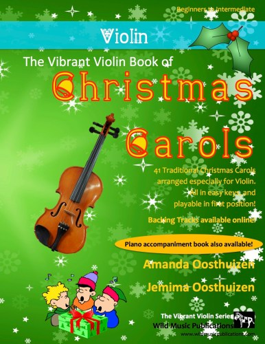 The Vibrant Violin Book of Christmas Carols