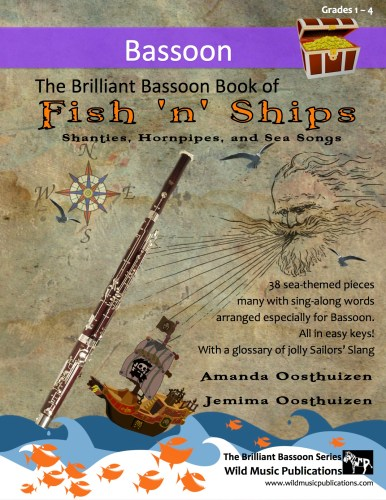 The Brilliant Bassoon Book of Fish 'n' Ships