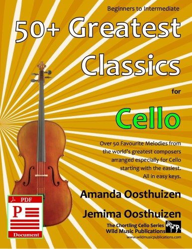 50+ Greatest Classics for Cello Download