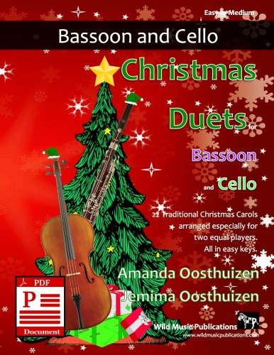 Christmas Duets for Bassoon and Cello Download