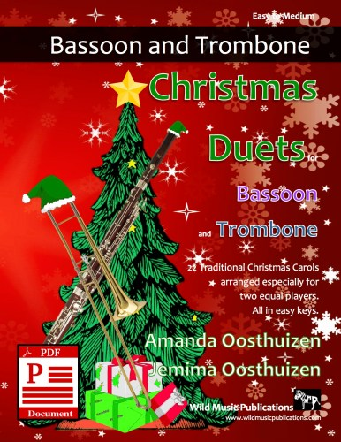 Christmas Duets for Bassoon and Trombone Download
