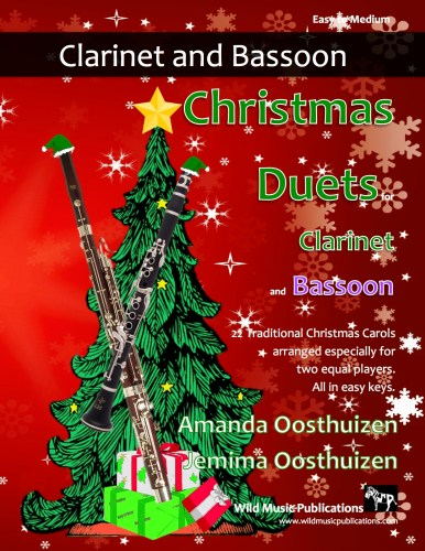Christmas Duets for Clarinet and Bassoon