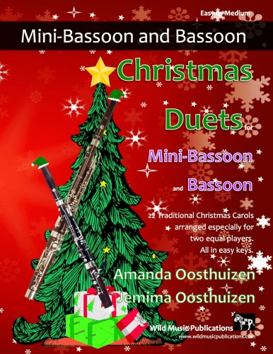 Christmas Duets for Mini-Bassoon and Bassoon