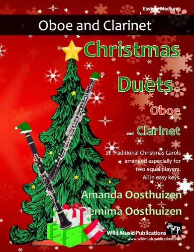 Christmas Duets for Oboe and Clarinet