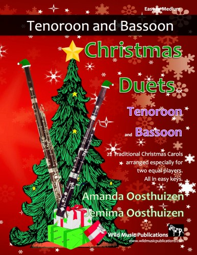 Christmas Duets for Tenoroon and Bassoon