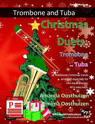 Christmas Duets for Trombone and Tuba Download