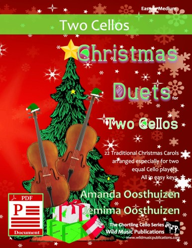 Christmas Duets for Two Cellos Download