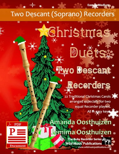 Christmas Duets for Two Descant (Soprano) Recorders Download
