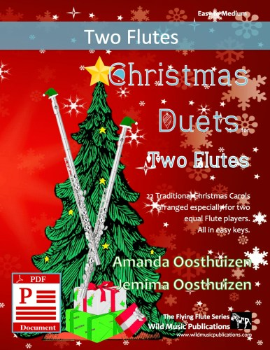 Christmas Duets for Two Flutes Download